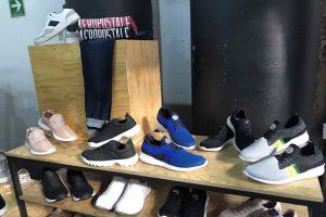 colección de calzado ayuda a complementar para crear un look total