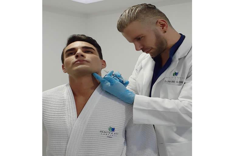 rostros sin cirugía se efectúa mediante un conjunto de procesos estéticos