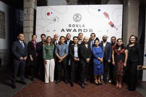 Goula Awards otorgó 12 diferentes reconocimientos