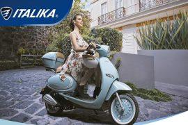 motocicletas Italika