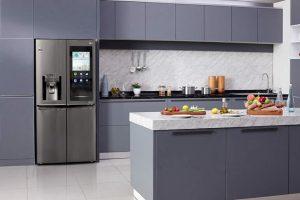 refrigerador integra la plataforma de LG ThinQ