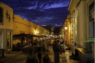 San Cristóbal de las Casas es sinónimo de romance