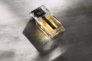 nuevo Dior Homme tiene una firma obviamente viril